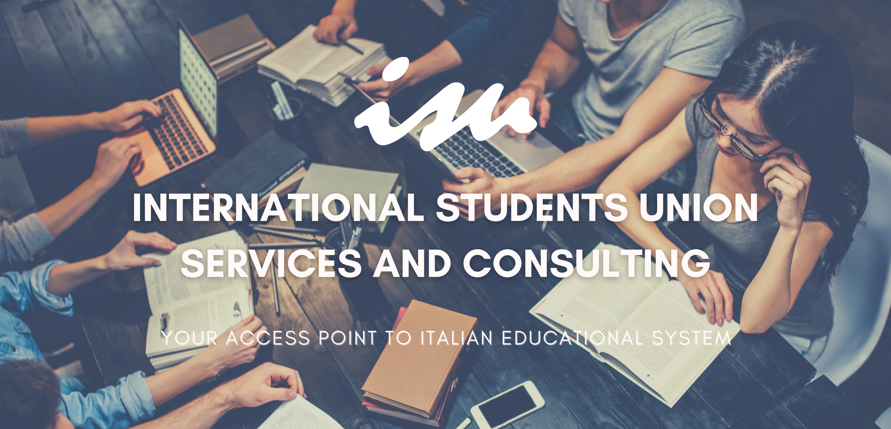 International students union services and consulting